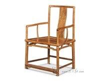 Коммерческая мебель Rosewod офисное кресло Гостиная отдыха спинкой массива красного дерева Sedia европейской моды классические