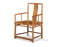 Commercial Furniture Rosewod Office Armchair Living Room Leisure Backed Chair Solid Wood Mahogany Sedia European Fashion