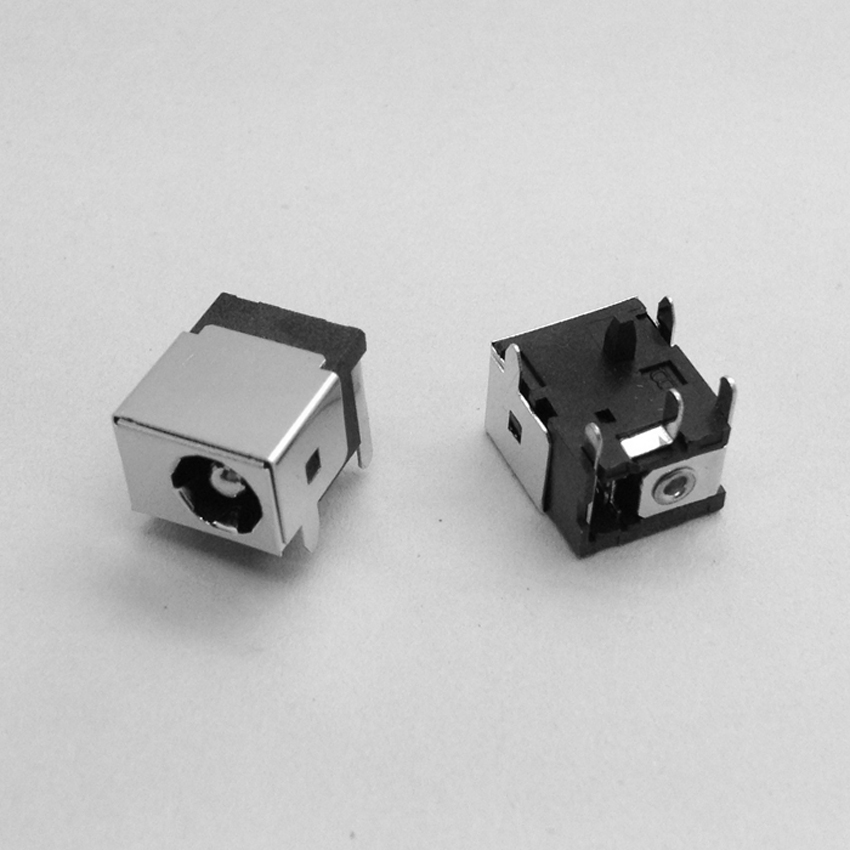 1x  Laptop DC Jack 2.5 mm AC DC Power Jack Plug for ASUS X50R X50C X50VL A4L Z900 A6R F3F F3J F3H R1F 10x for asus x52e x53j x53s x54 x54h laptop ac dc power jack port socket connector plug