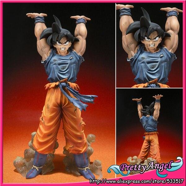 PtettyAngel - Genuine Bandai Tamashii Nations Figuarts Zero Son Goku Spirit Bomb Ver