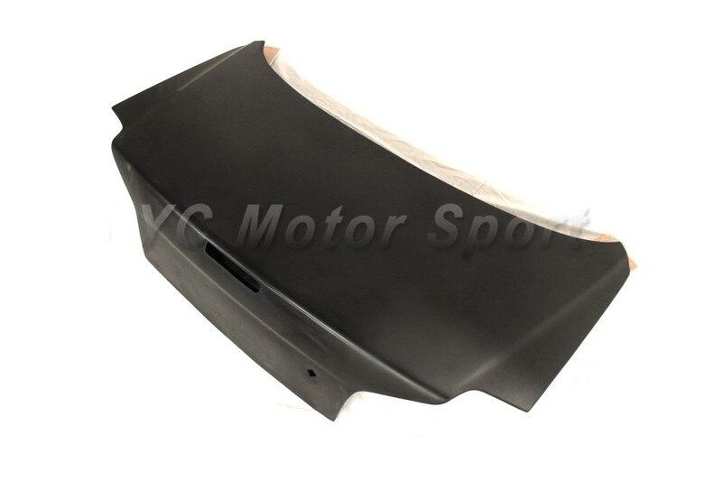 Car Accessories FRP Fiber Glass OEM Style Trunk Fit For 1999-2002 R34 GTT GTR Rear Trunk Boot Lid Car Stying