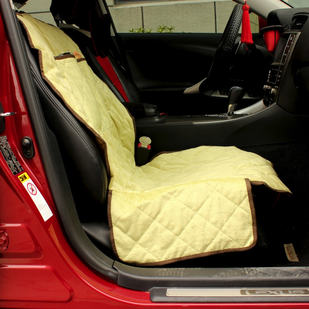 Aliexpress.com : Buy Encell Front Seat Waterproof Quilted Velvet ... : quilted car interior - Adamdwight.com