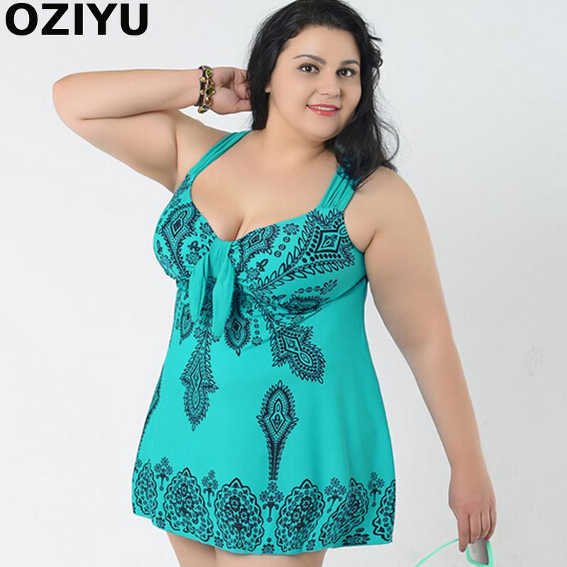 10XL Super Big SIZE Tankini Plus Size Swimwear Women Fat