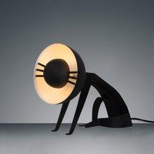 Миха-Кошка-Современные Лампы настольные светильники для Спальни творческий офис настольная лампа для детей Lampara де меса пункт животных dest лампы