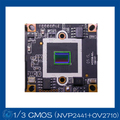 "AHD 2.0MP 1920 x 1080P 1/3"" OmniVision CMOS OV2710 + NVP2441 chipset DSP CCTV camera module board,chip board chipset"