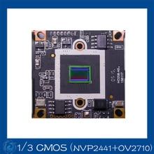 AHD 2.0MP 1920 x 1080P 1/3″ OmniVision CMOS OV2710 + NVP2441 chipset DSP CCTV camera module board,chip board chipset