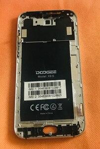 """Image 2 - Usado Original LCD Screen Display + Touch Screen + Quadro para DOOGEE X9S X9 S Quad Core 5.5 """"HD frete grátis"""