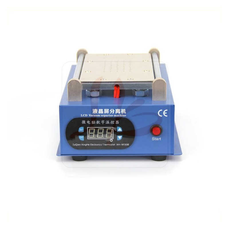 LY 947V.3 LCD Separator Repair Machine 7 inch with Built-in Air vacuum Pump 220V or 110V built in air vacuum pump ko semi automatic lcd separator machine for separating assembly split lcd ts ouch screen glas