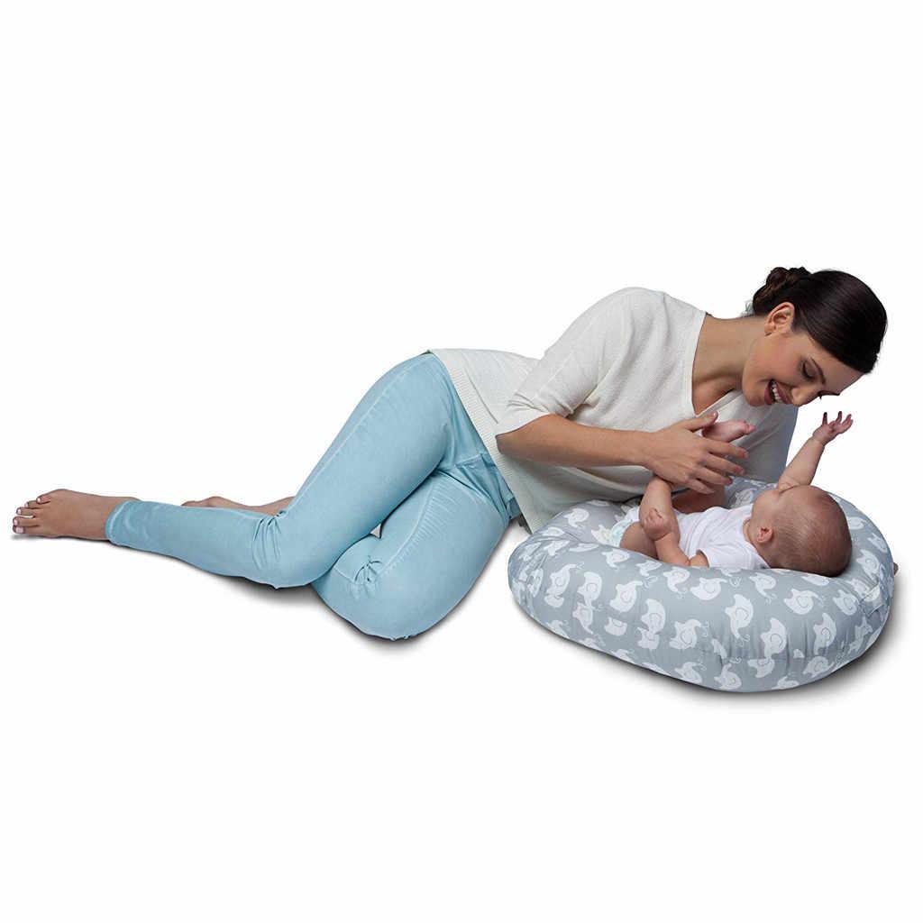 ทารกแรกเกิด Lounger แบบพกพาเก้าอี้ช้างโซฟาสนับสนุนหมอนที่นั่ง