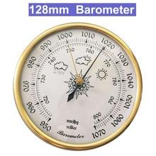 128mm 950 ~ 1070 hpa קיר רכוב ביתי מדחום מדדי לחות אוויר מזג אוויר בוחן מכשיר מדי לחץ
