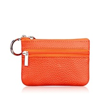 Women's Stylish Colorful Leather Coin Purse