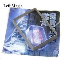 Omni Deck Glass Card Deck Ice Bound Magic Tricks Close Up Card Illusion Accessories Gimmick Sign Card To Clear Block Magic недорого