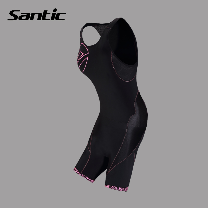 SANTIC Cycling Cloting Mountain Bike Bicycle Outdoor Sportswear Fitness Cycling Bib Shorts Quick Dry Elastic Breathable Female лоферы instreet instreet in011amqpu69