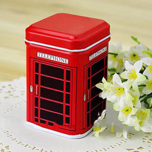 New Design Jewelry Box Fashion Metal Jewelry box Trinket Tin
