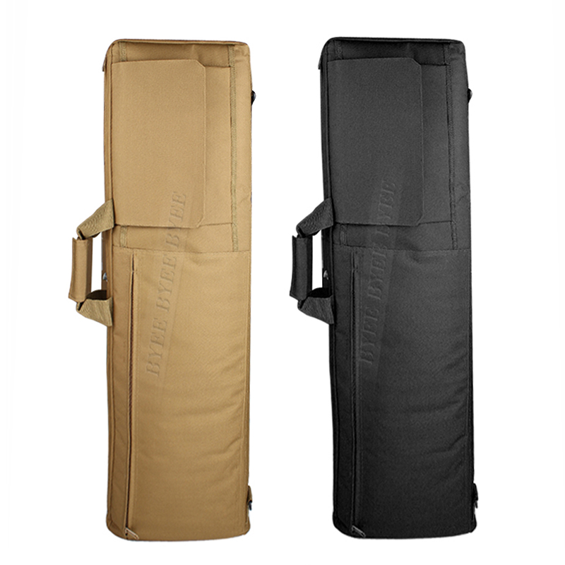 1M Tactical Gun Bag Shotgun Carrying Bag Air Rifle Case Cover Sleeve Shoulder Pouch Hunting Carry Bags Gun Protective Case 47 folding fishing rod bag tactical duel rifle gun carry bag with shoulder strap outdoor fishing hunting gear accessory bag