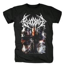 Bloodhoof Bloodbath Heavy metal death metal black T SHIRT da uomo Formato Asiatico