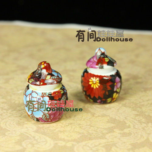 1:12 Cute MINI Dollhouse Miniature Adornment Dresser