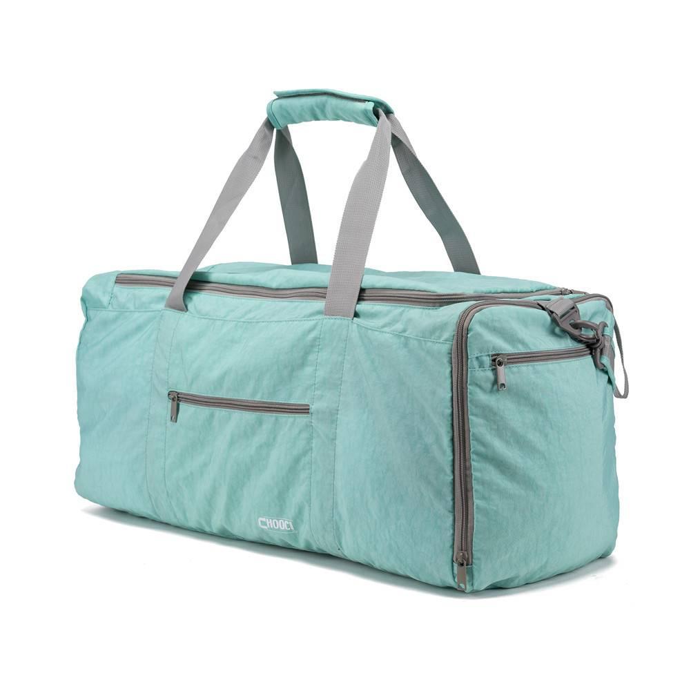 420D Waterproof Travel Bags Large Capacity Superlight Folding Bag Portable Luggage Bag Travel Duffle Bags