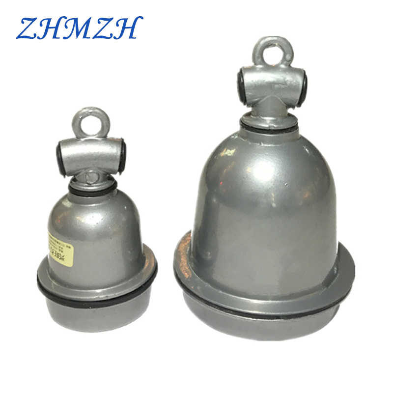 E27 Tee Lamp Holder Waterproof E40 High Temperature Resistant Ceramic Screw Lamp Base For Farms DIY Lighting Accessories