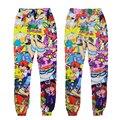 Alisister nueva moda hombres/mujeres pantalones de impresión de dibujos animados lindo 3d harajuku joggers pantalones pantalones deportivos pantalones de chándal pantalón pokemon