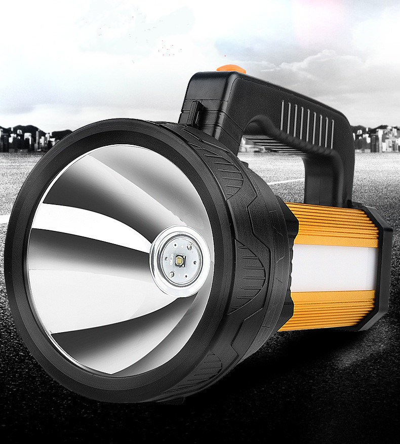 30W 60w Portable lantern Led camping outdoor hunting light rechargeable waterproof lamp with charger 5000ma battery