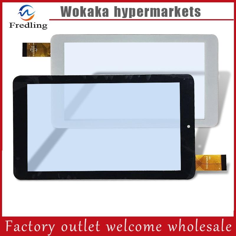 Nouveau 7 pouces DEXP Ursus NS370i/iRULU BabyPad Y3 Tablet panneau de l'écran tactile Digitizer Capteur En Verre Livraison gratuite