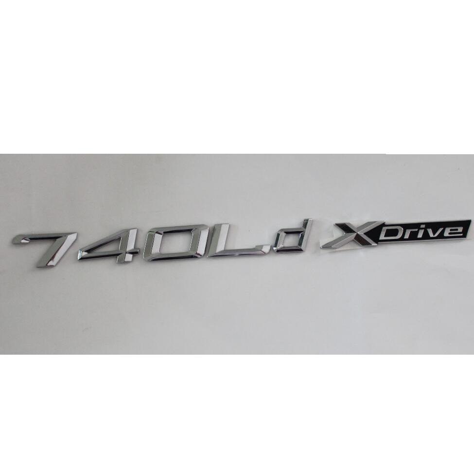 740LD XDRIVE