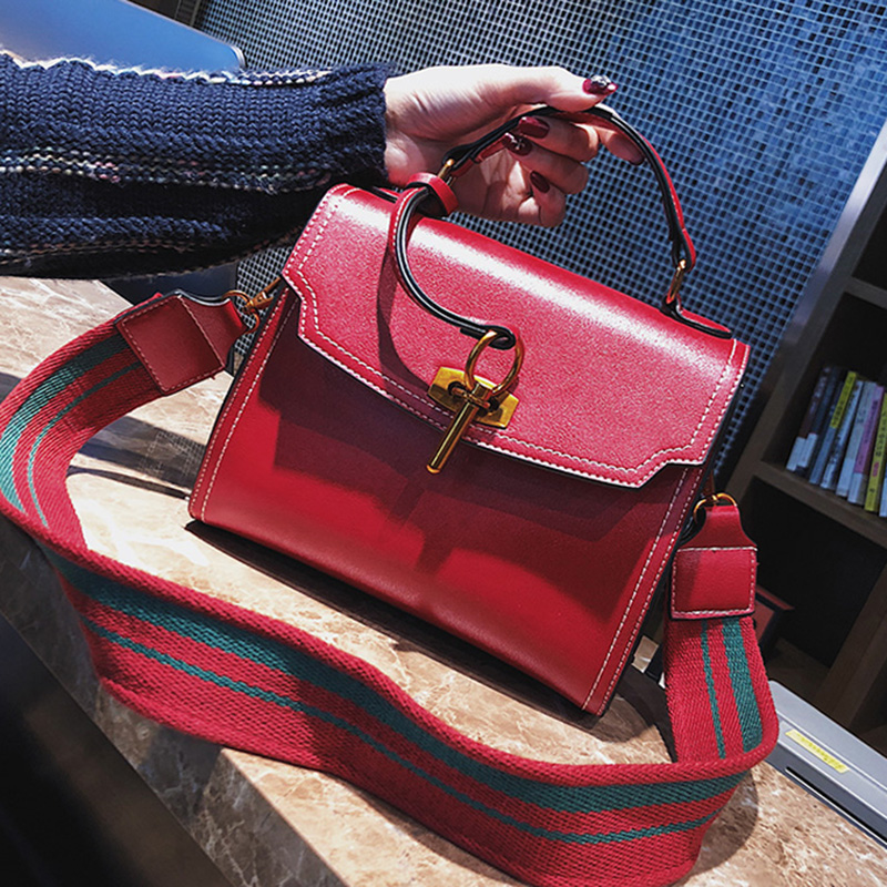 ETAILL Hot Flap Women s Luxury Pu font b Leather b font Bag Ladies font b