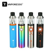 Original Vaporesso VECO PLUS SOLO Starter Kit W/ 4ml Tank & Built-in 3300mAh Battery Original Flavor Vape Pen Kit vs Vape PEN 22(China)