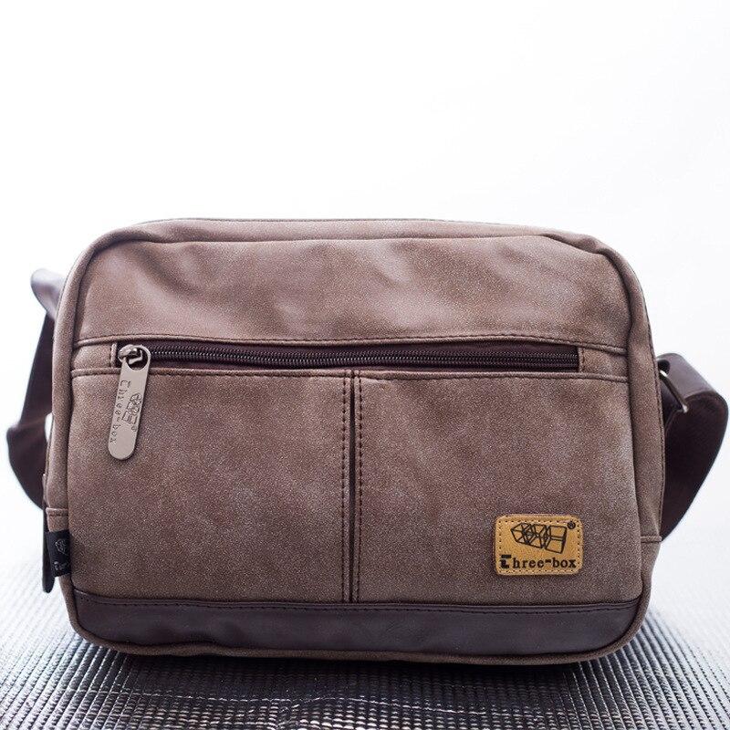 free shipping multilayer small men messenger bags,vintage mens genuine leather bag for phone&wallet,travel shoulder bag men 2