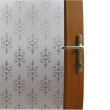 Funlife 30/45/60x200cm Static Cling Window Film Clings Privacy Frosted FilmVinyl decoration glass window film