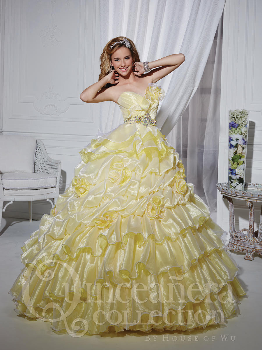 Online Get Cheap Yellow Quinceanera Dresses -Aliexpress.com ...