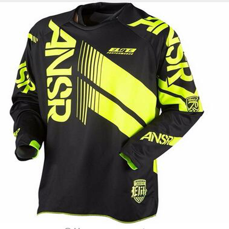 2017 New Cross Mountain Bike Downhill Motocross Cycling Jersey Short Sleeve  S 3XL Free Shipping-in Cycling Jerseys from Sports   Entertainment on ... bb2a094b0