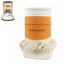 Heaters Kerosene Stove Glass-Fiber Selling85--T2.5--185mm Wicks High-Quality 100%Cotton