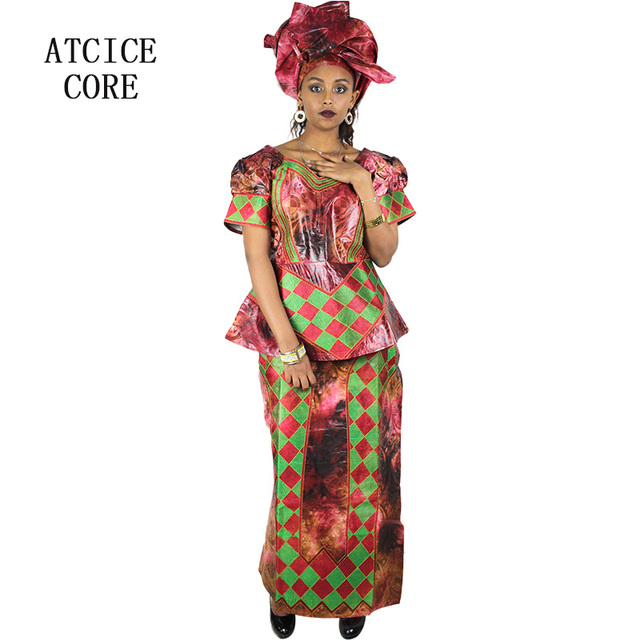 5f8043d1aa0 AFRICAN DRESSES FOR WOMEN african bazin riche dresses embroidery design  dresses DP126