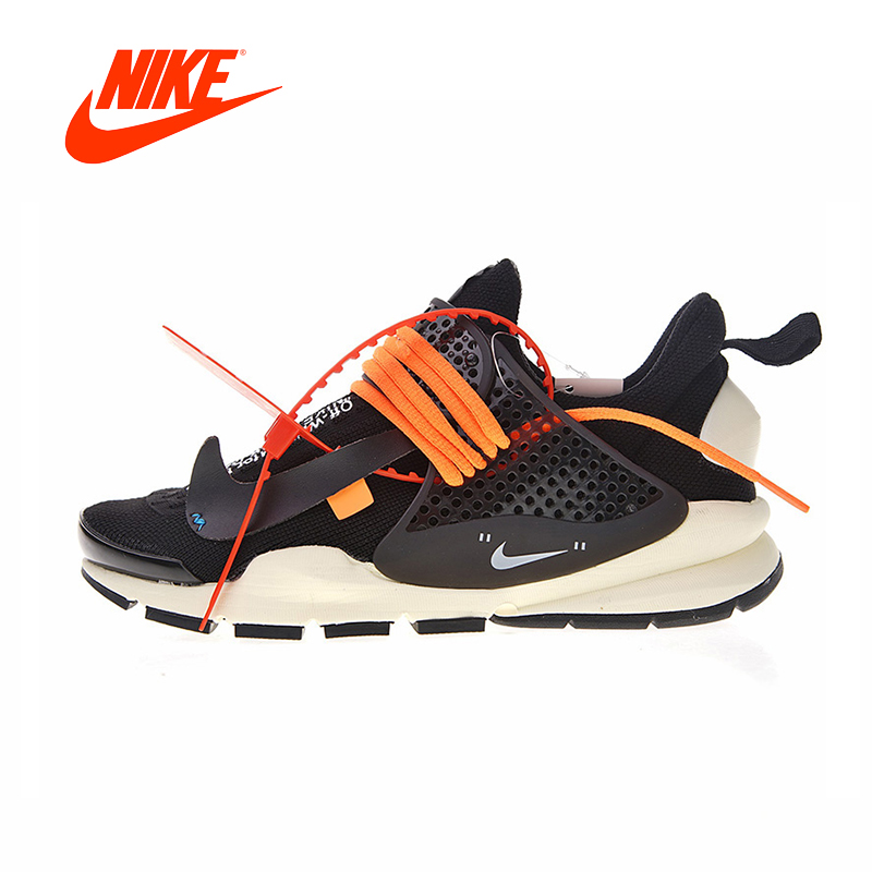 wholesale dealer 36748 80bac Original New Arrival Authentic Off-White x Nike La Nike Sock Dart Men s  Breathable Running