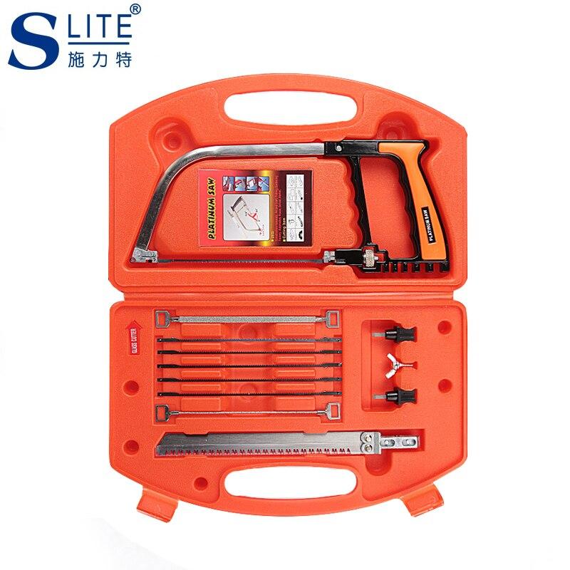 Slite matériel outils de travail du bois scie à courbe scie magique coréenne scies à main multifonctions