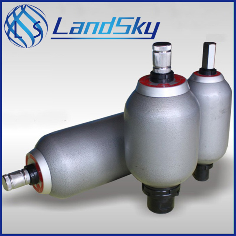 hydraulic system nitrogen accumulator bladder  NXQ-0.63/31.5-L volume 0.63L pressure 315bar