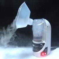 Children Care Ultrasonic Mini Asthma Atomizer Inhaler Nebulizer Meetcare Medical Handheld Health Care Portable Inhaler Nebulize