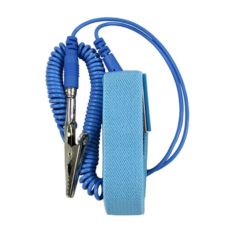 Cheap Price Discharge Anti Static Esd Wrist Strap Band Grounding Static-release With Clip For Bga Rework Repair Back To Search Resultstools