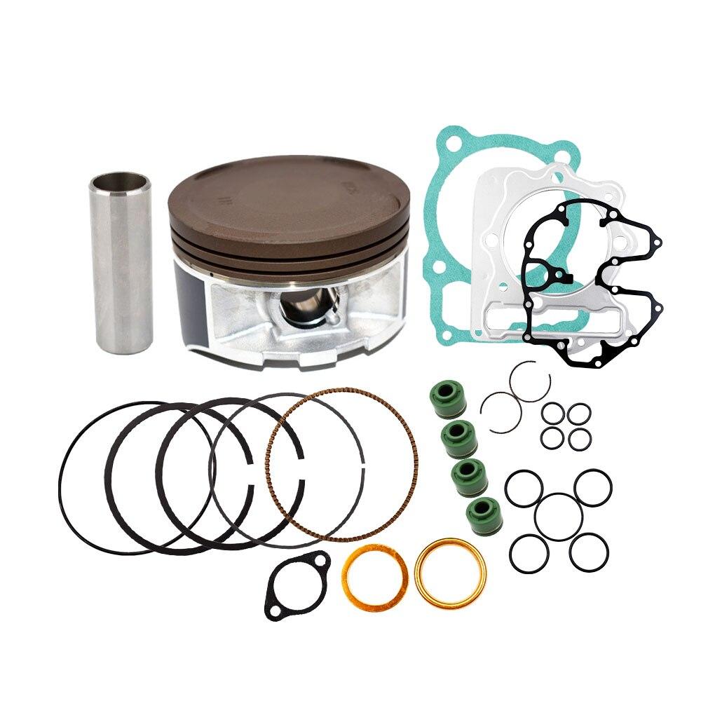 Top End Gasket Kit Set For 1999-2014 Honda TRX400EX Sportrax /& TRX400X
