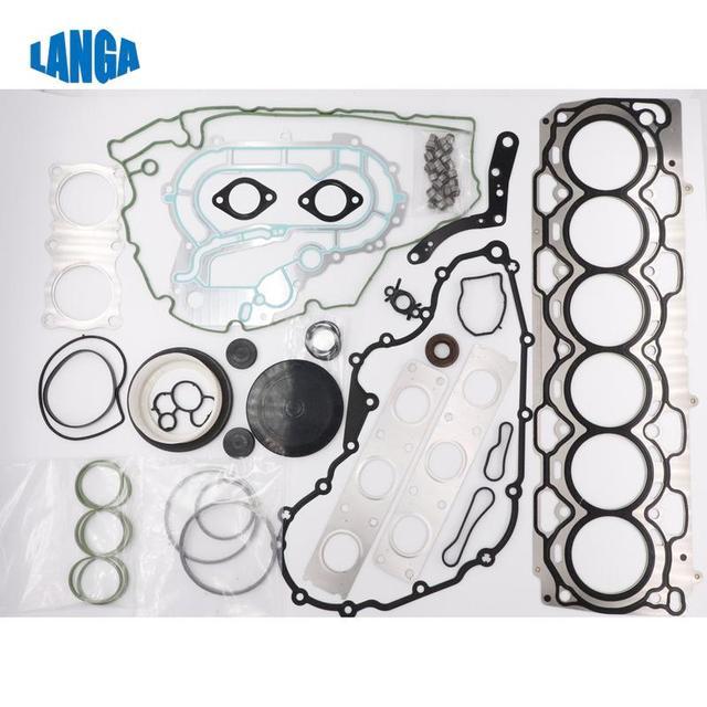 Dla Land Rover Volvo Cylinder silnika zestaw głowicy cylindra Victor Reinz 023762001 OE: 206 53039 071