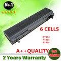 Atacado novo 6 células bateria do portátil para dell latitude e6400 e6500 precision m2400 m4400 pt434 ky265 ky266 ky268 frete grátis