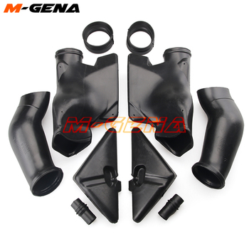 Motorcycle Air Intake Tube Duct Cover Fairing For CBR600RR CBR 600 RR F5 2003-2004 2003 2004 03 04