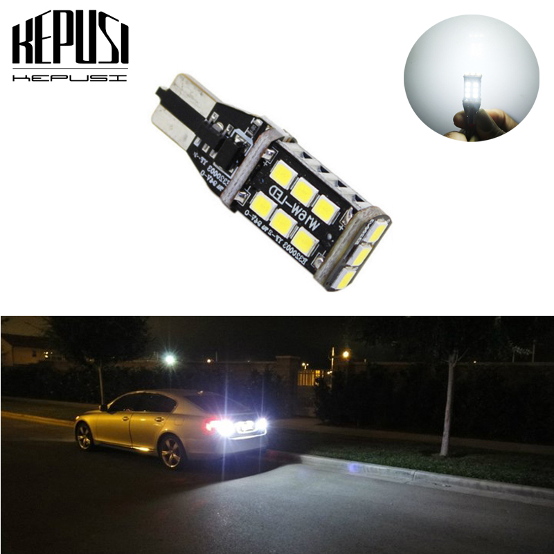 Side//Low//High Beam 501 H7 H7 Xenon 50/% Headlight Bulbs For VW Scirocco 08-16