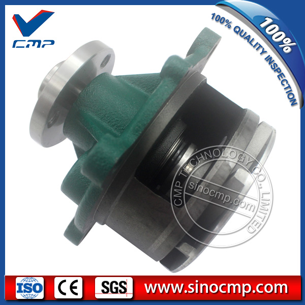 Coolant Pump 21404502 21125771 Water Pump For Volvo Excavator f7dz10884aa f8cz12a648b fit for ford thermostat housing water outlet coolant hose