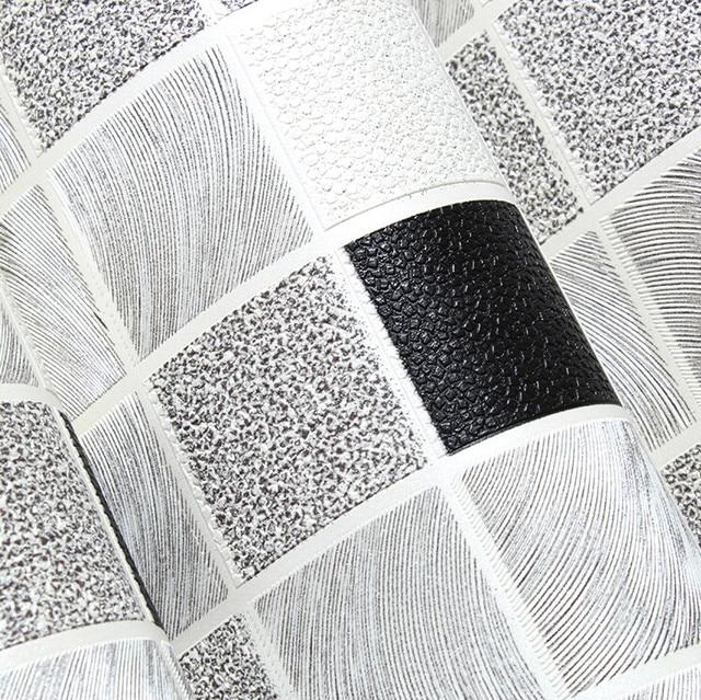 Elegant Mosaik Designs Pvc Badezimmer Tapete Geprgte Pvc With Pvc Badezimmer