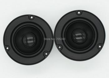pair( 2 pcs)  davidlouis audio HIFI VIFA 3inch NE95-04 fullranger full range woofer speaker  free ship  desk audio