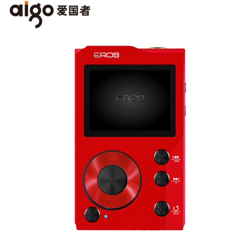 Hifi-player FleißIg Aigo Eros K Bluetooth 4,0 Hifi Mp3 Player Verlustfreie Dsd Dac Otg Tragbare Stereo Audio Mini Musik-player Unterstützung 128 Gb Tf Karte
