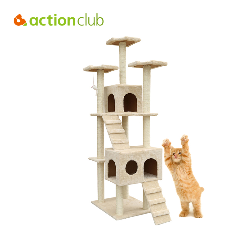 actionclub cats scratchers new brand cats wood furnitures product domestic delivery scratchers ship with fedex - Cat Scratchers